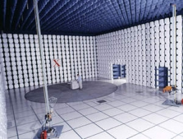 10mEMC電波隔離暗室