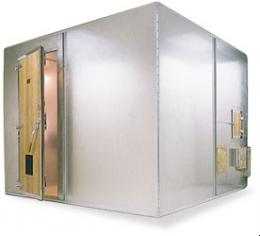 81型 雙層鍍鋅鋼板式(三明治式)隔離室