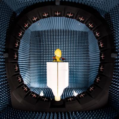 Ams 8900 3d多天線場型量測系統 伯堅股份有限公司