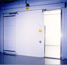 Euroshield Rfsd 100 Sliding Door歐式大型滑動隔離門 伯堅股份有限公司